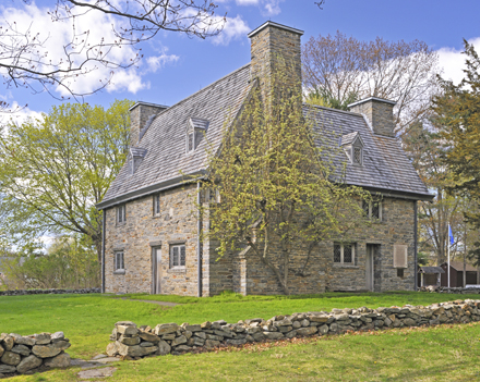 17th century new england connecticut rhode island and for The guilford house